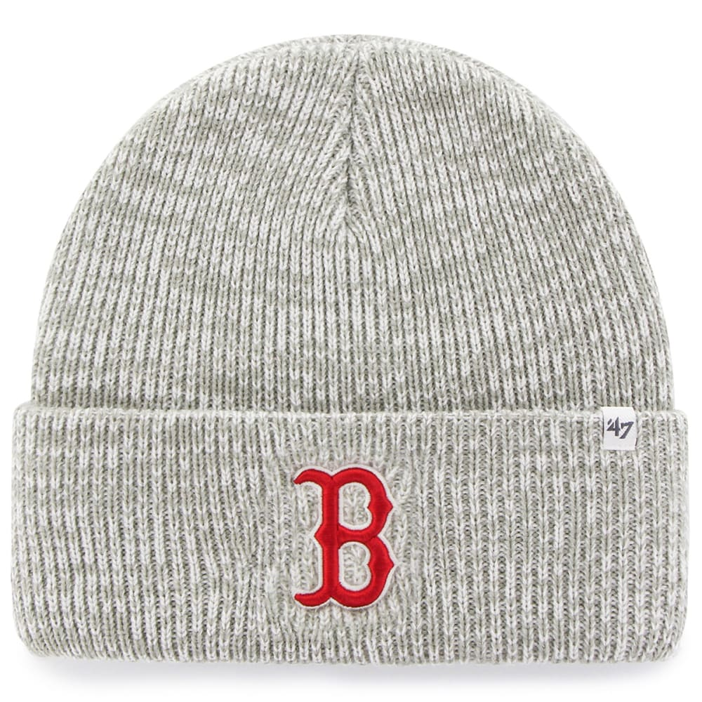 BOSTON RED SOX '47 Brain Freeze Cuff Knit Beanie - GREY