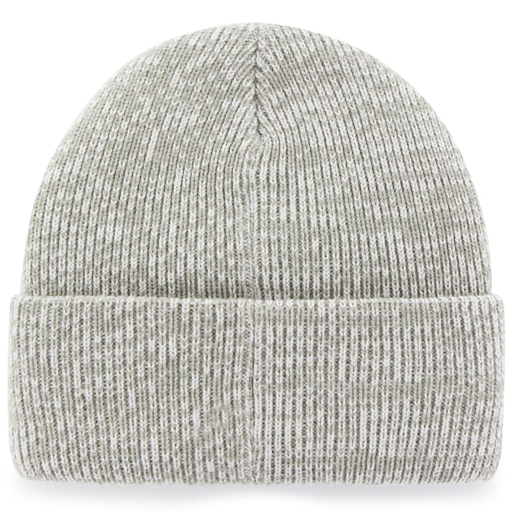 NEW YORK YANKEES Brain Freeze Cuffed Beanie - GREY