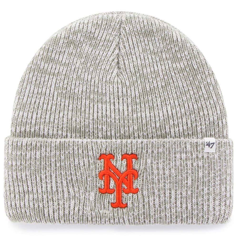 NEW YORK METS '47 Brain Freeze Cuff Knit Beanie ONE SIZE