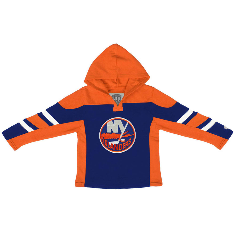 NEW YORK ISLANDERS Boys' Drift Hoodie - ROYAL BLUE