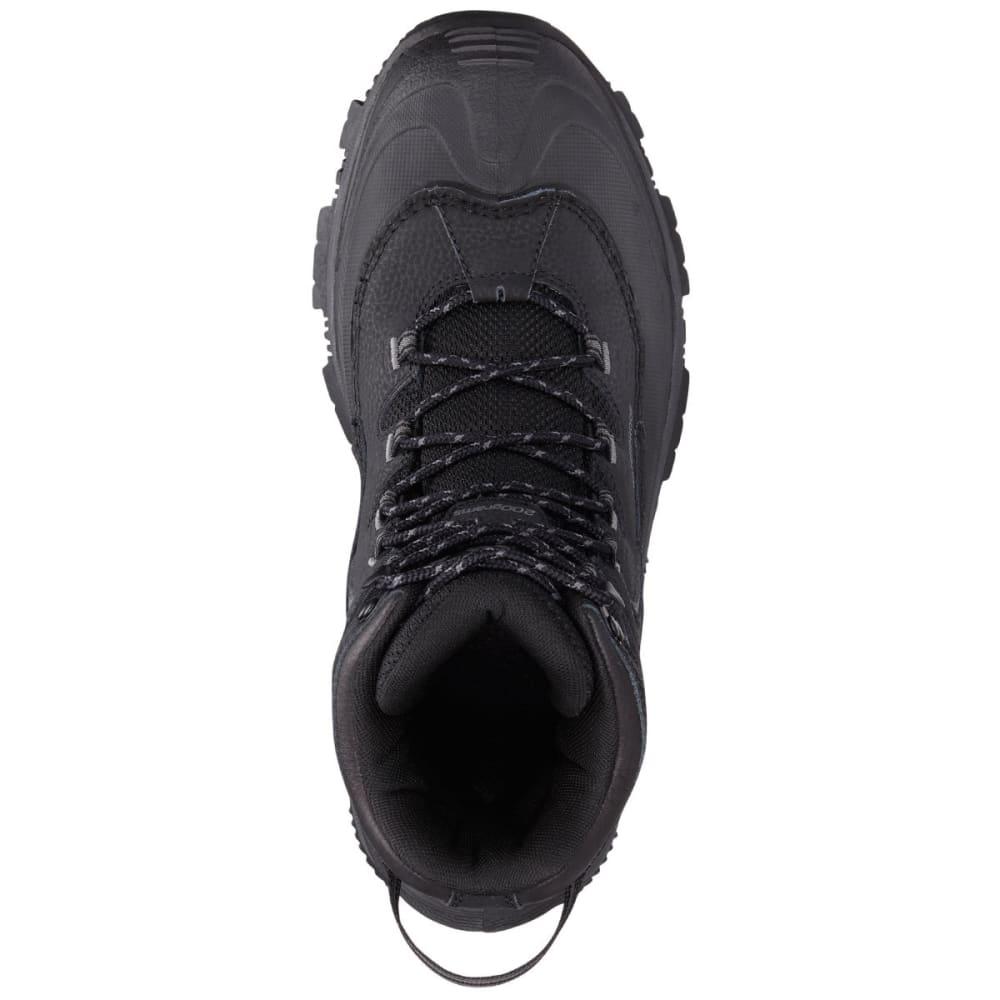 COLUMBIA Men's Bugaboot II Boots - BLACK/CHARCOAL