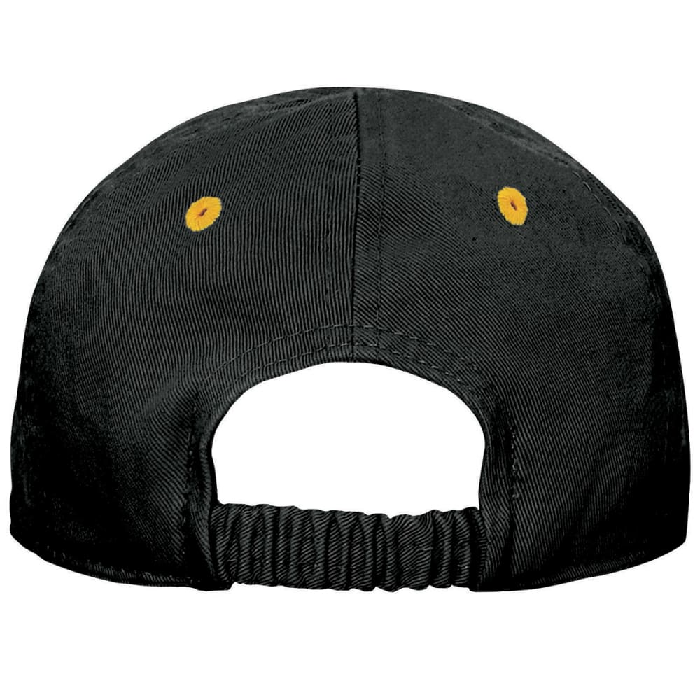 BOSTON BRUINS Boys' My First Slouch Cap - BLACK