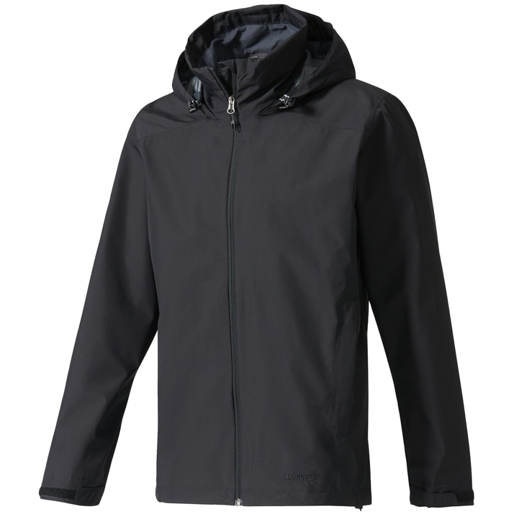 Adidas Men's 2-Layer Gore-Tex Wandertag Jacket - Black, S