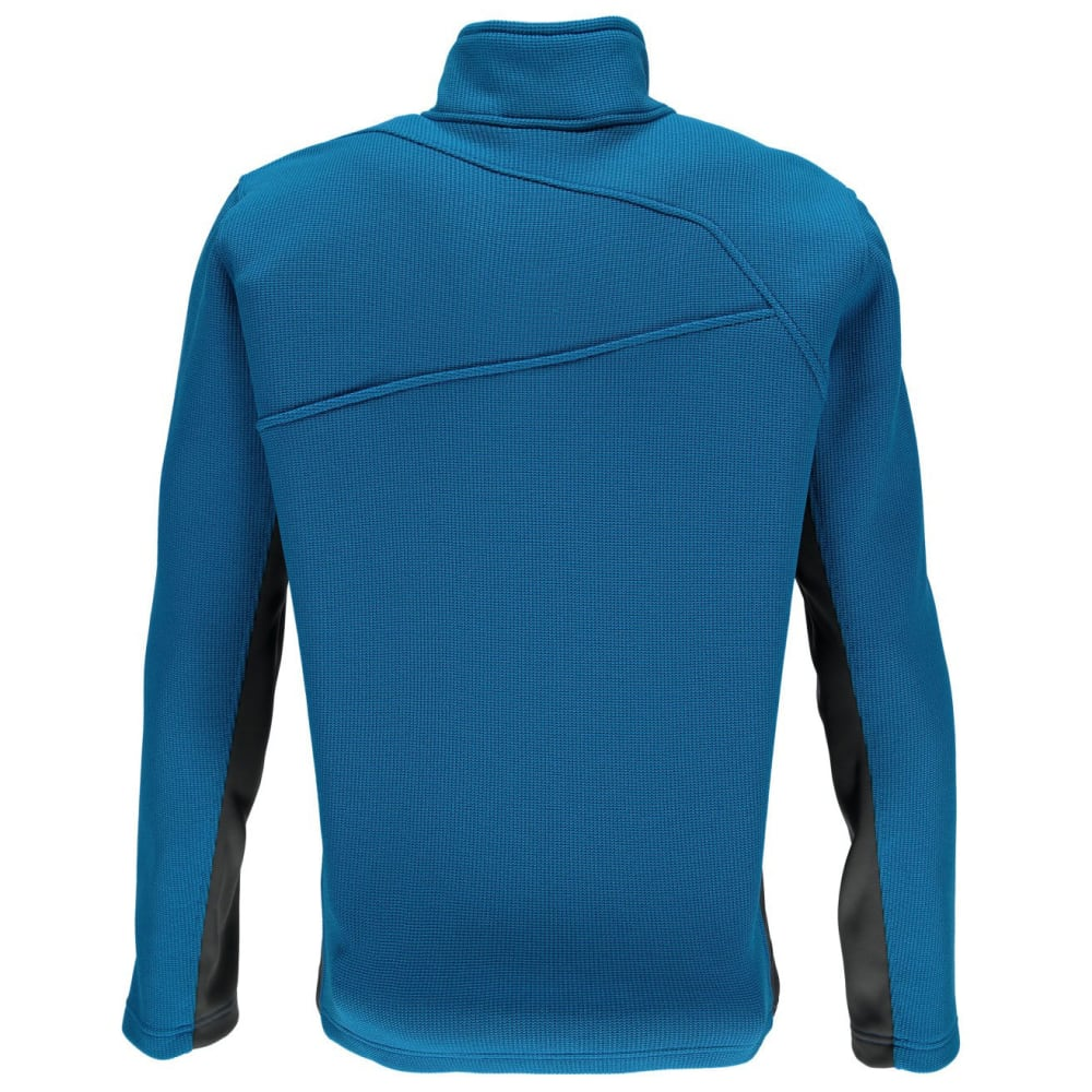 SPYDER Men's Bandit Stryke Full-Zip LT WT Jacket - 480-ELECTRIC BLUE