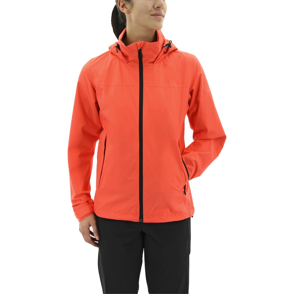 Adidas Women's Wandertag Gtx Jacket - Red, S