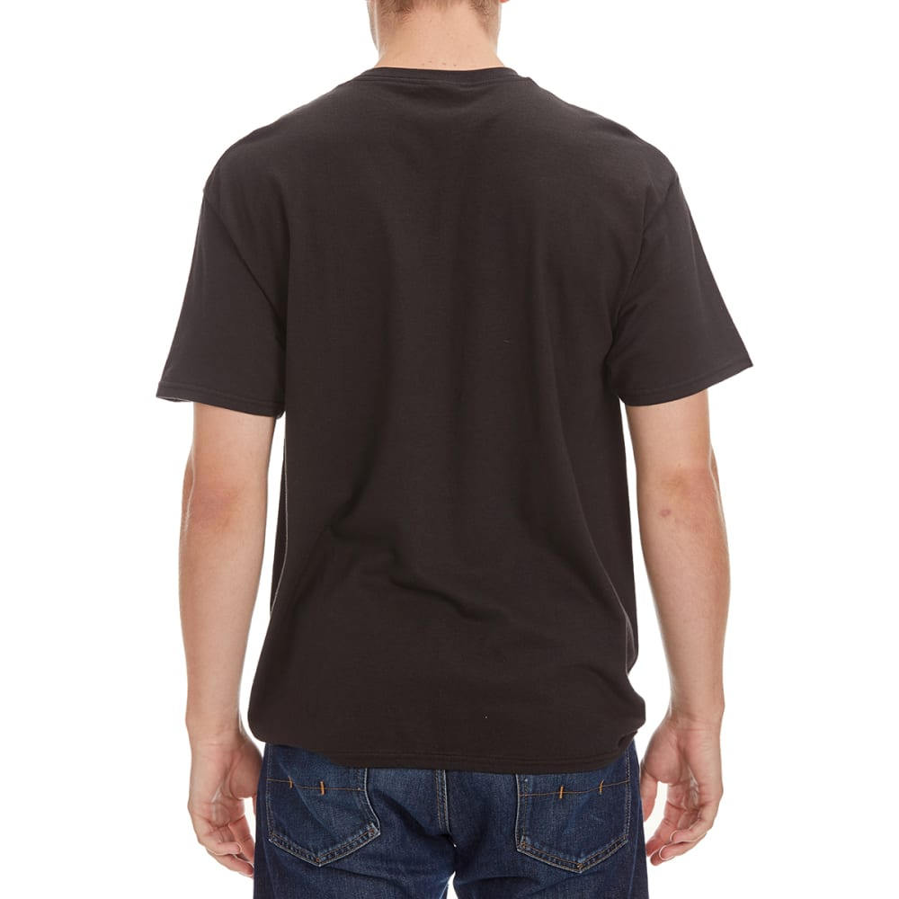 HYBRID Men's Tripping You Tee - BLACK