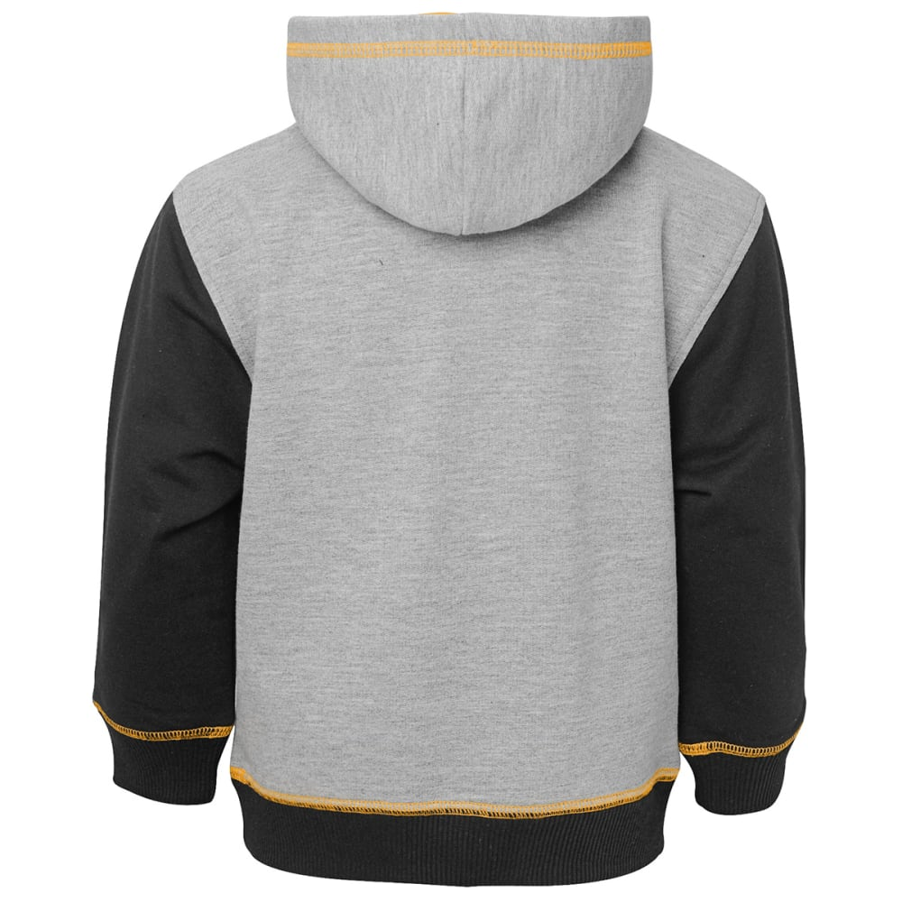 BOSTON BRUINS Boys' The Standard French Terry Pullover Hoodie - GREY