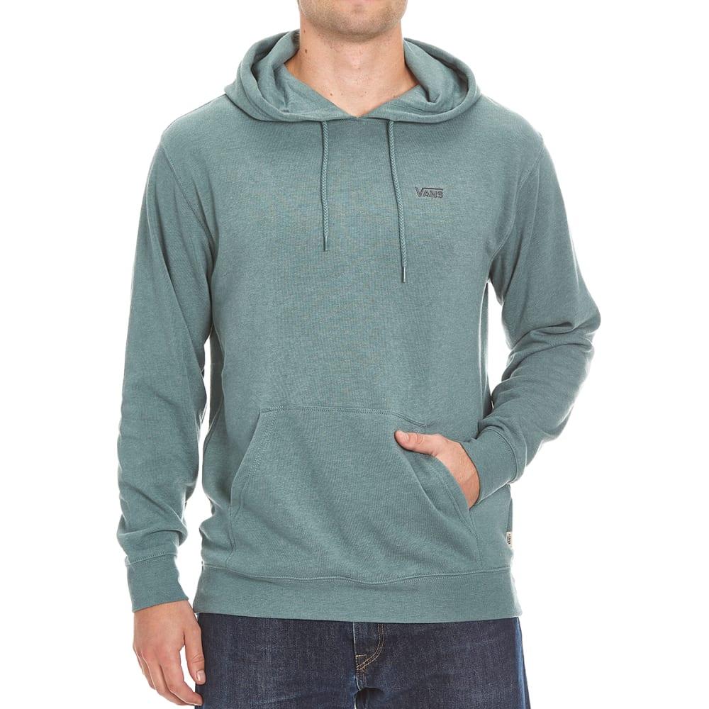 VANS Guys' Core Basics Pullover Hoodie - NRT ATLANTIC HTR-KFJ