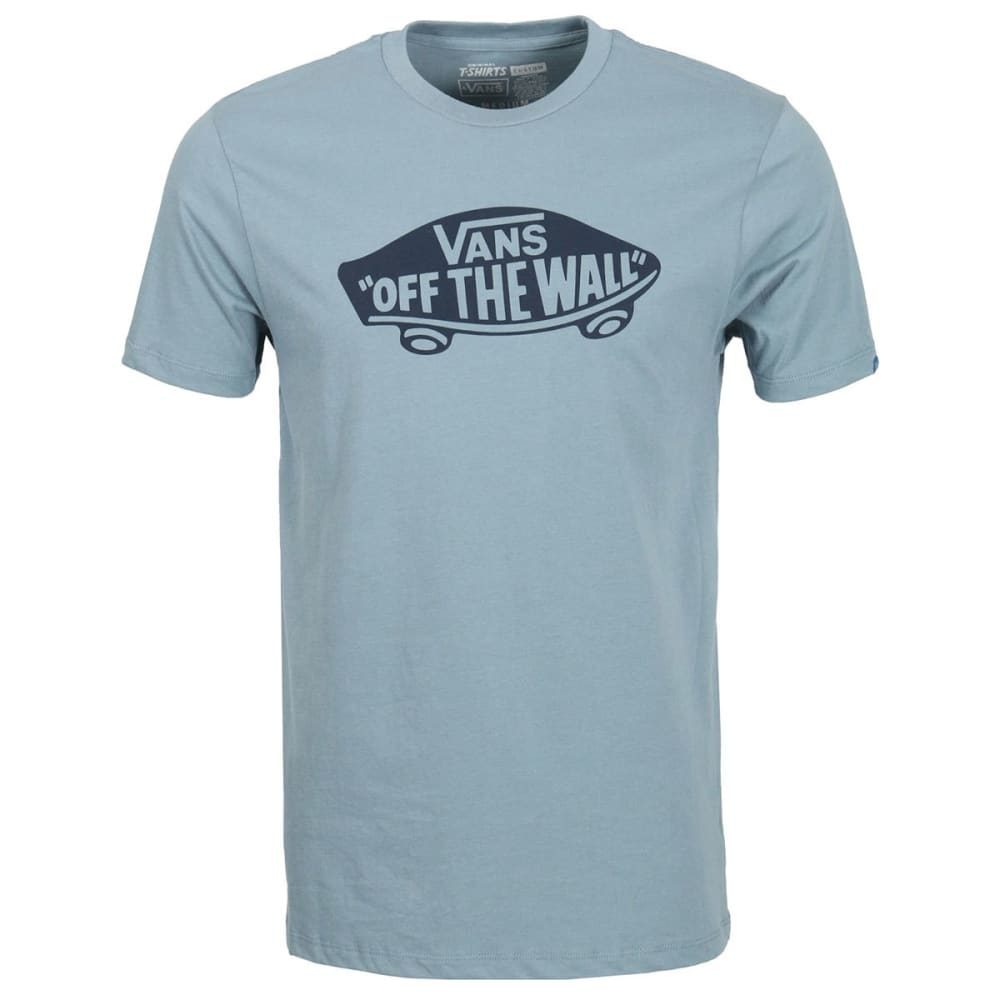 VANS Guys' Off The Wall Tee - BLU MIRAGE/DRESS BLU