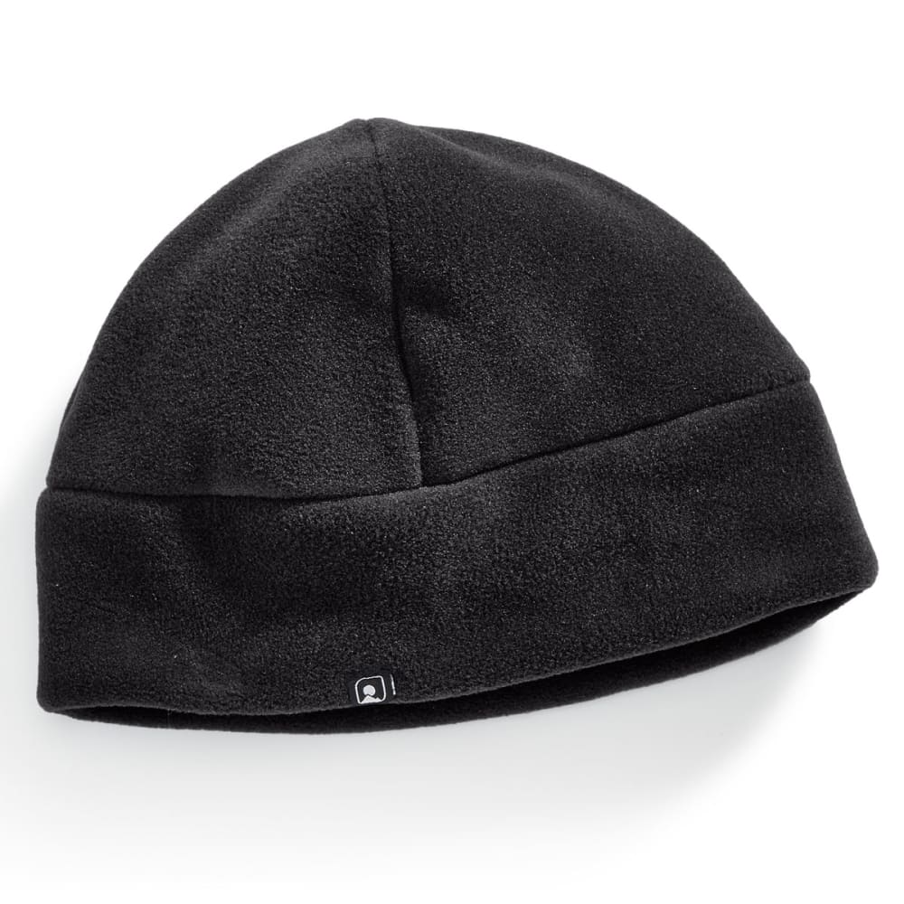 EMS Basin Fleece Beanie - BLACK