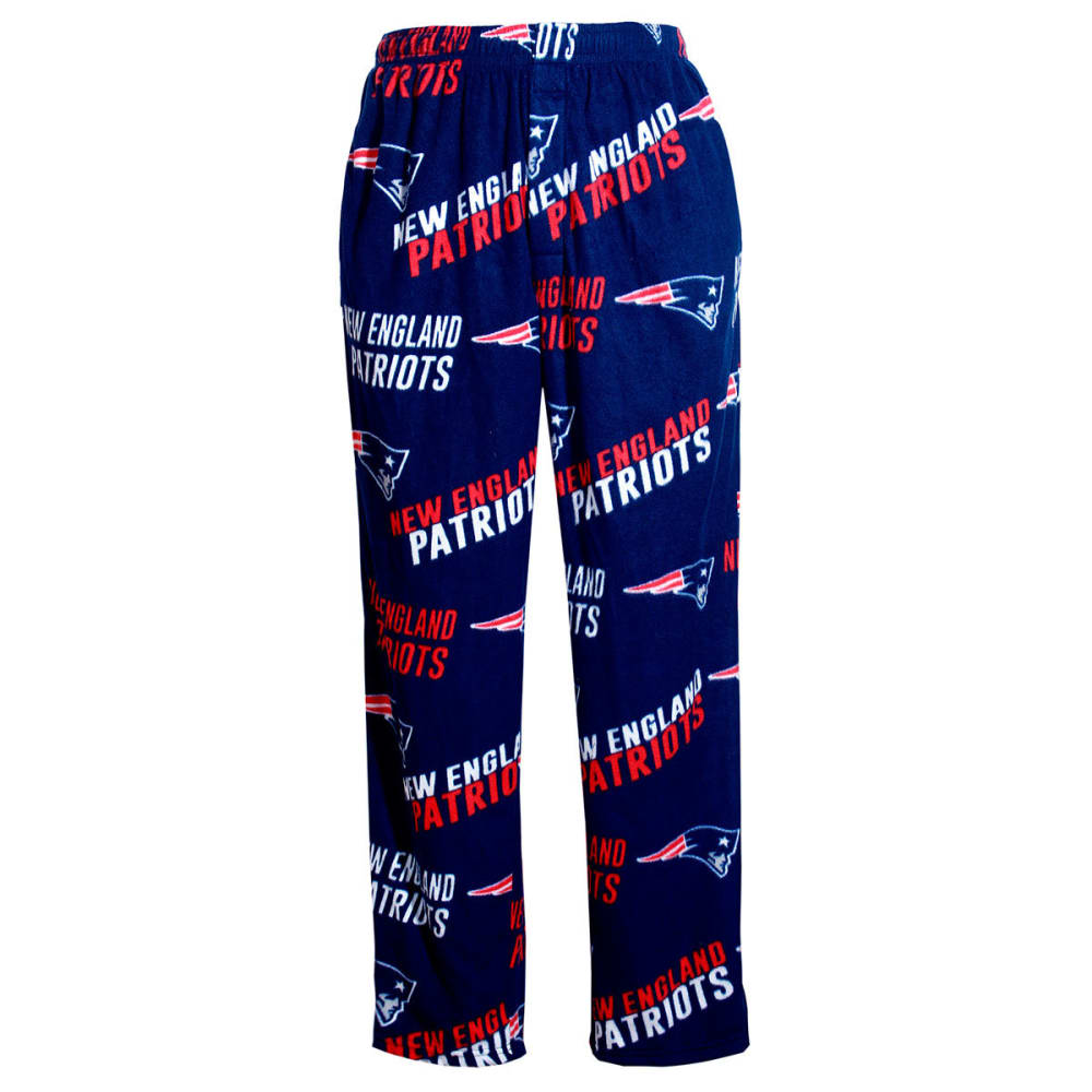 NEW ENGLAND PATRIOTS Men's Wildcard Sleep Pants - NAVY