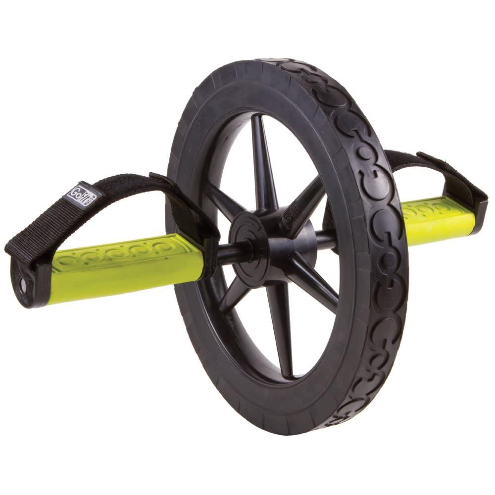 GOFIT Extreme Ab Wheel - BLACK