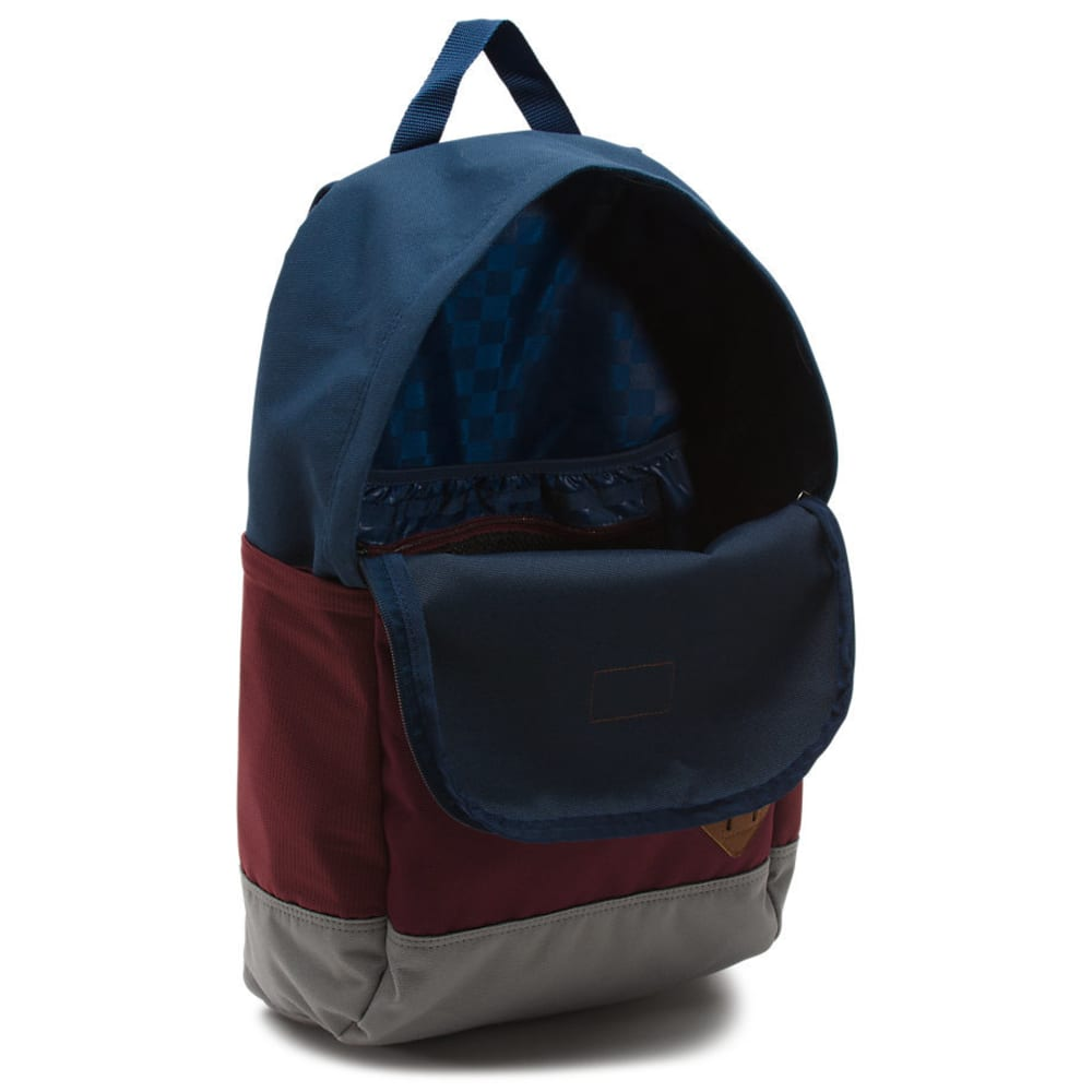 VANS Van Doren III Backpack - PORT ROYALE COLORBLK