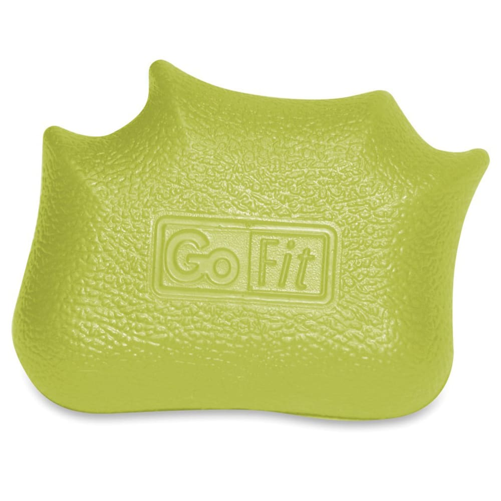 GOFIT Gel Hand Grip Contour, Medium - GREEN