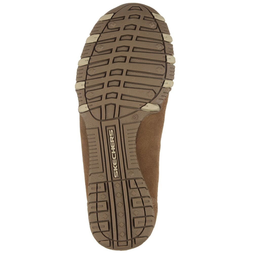 SKECHERS Women's Relaxed Fit: Bikers – Crossroads Sneakers - BROWN