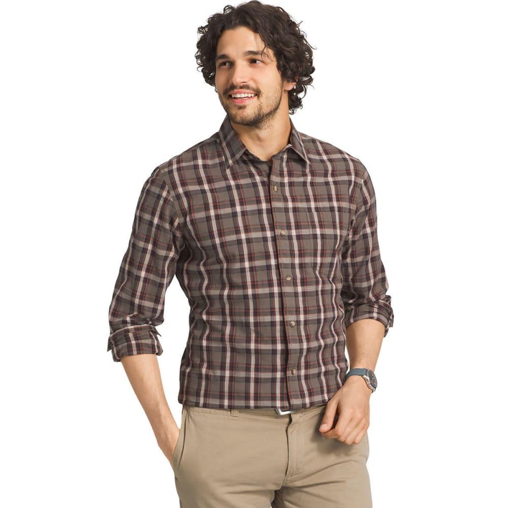 G.H. BASS & CO. Men's Madawaska Twill Shirt - 219-BUNGEE CORD