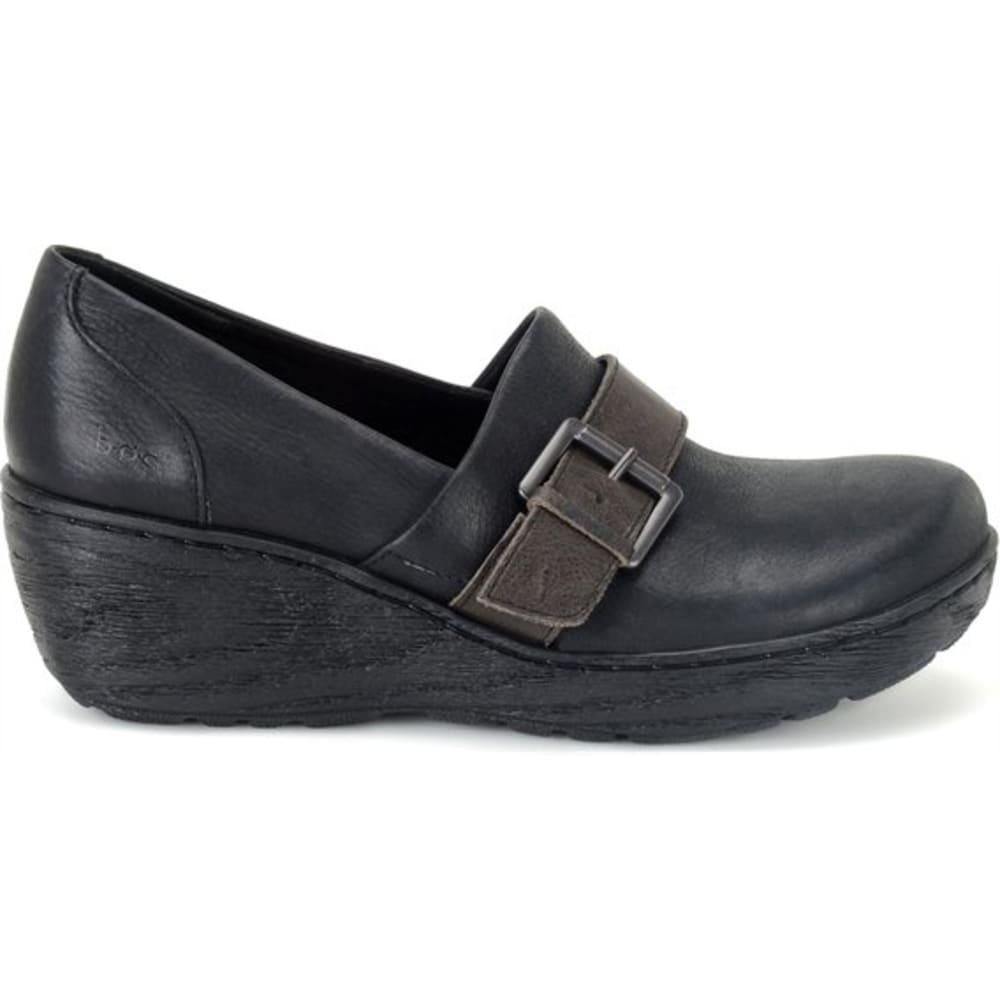 BOC Women's Rijeka Wedge Shoes - BLACK