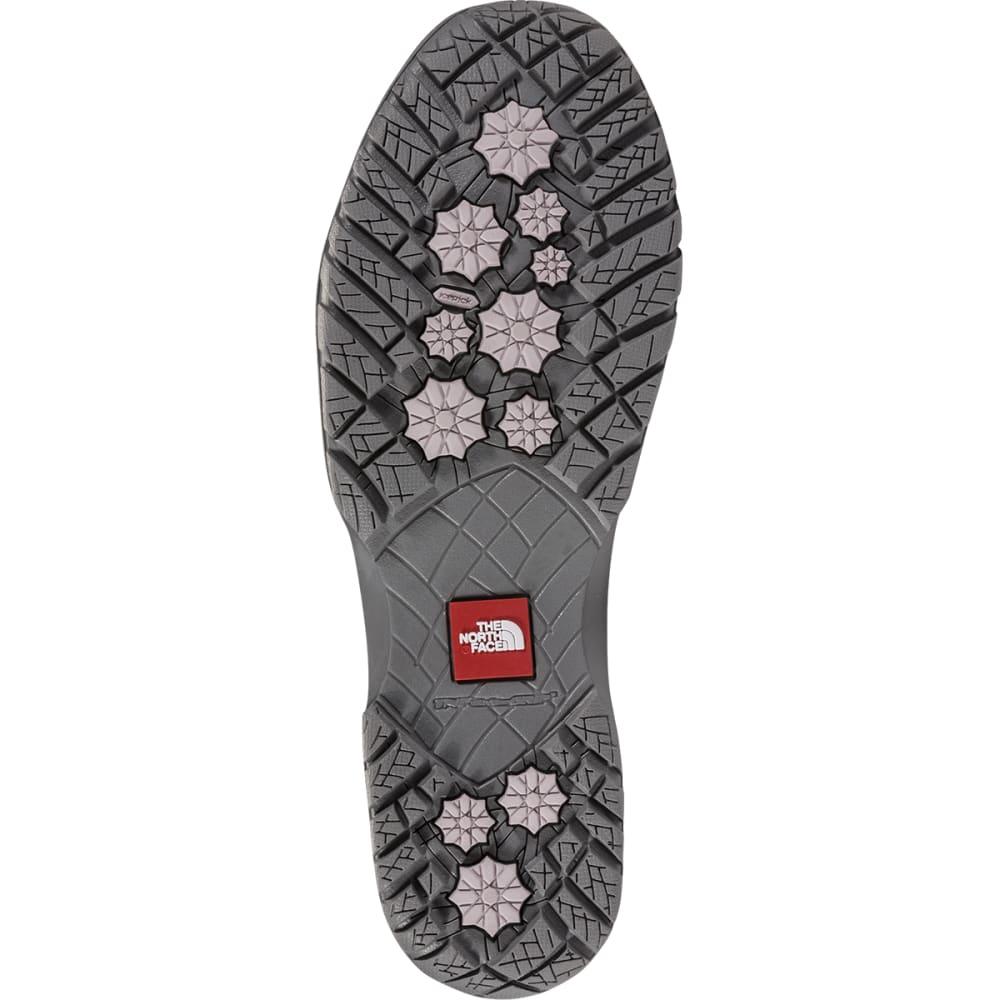 THE NORTH FACE Women's Shellista II Shorty Insulated Waterproof Winter Boots, Dark Gull Grey/Cloud Grey - DARK GULL GREY/CLOUD