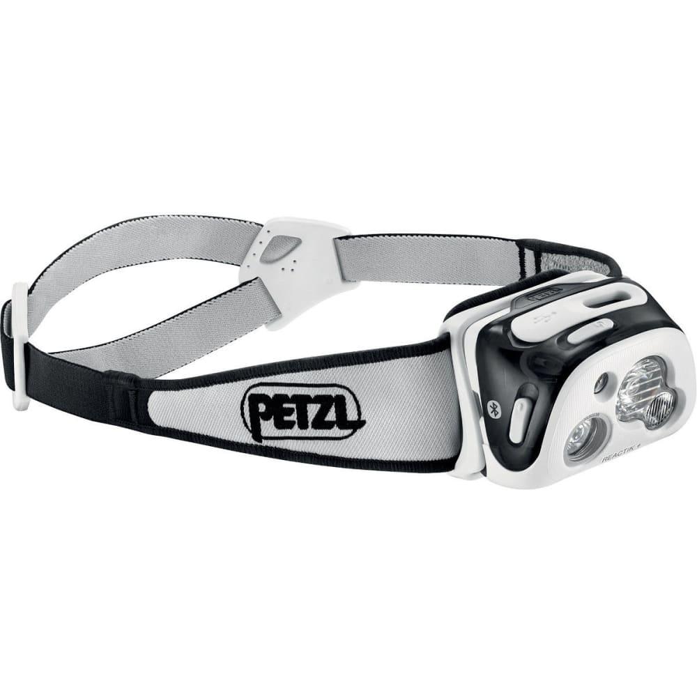 PETZL REACTIK+ Headlamp - BLACK E95 HNE