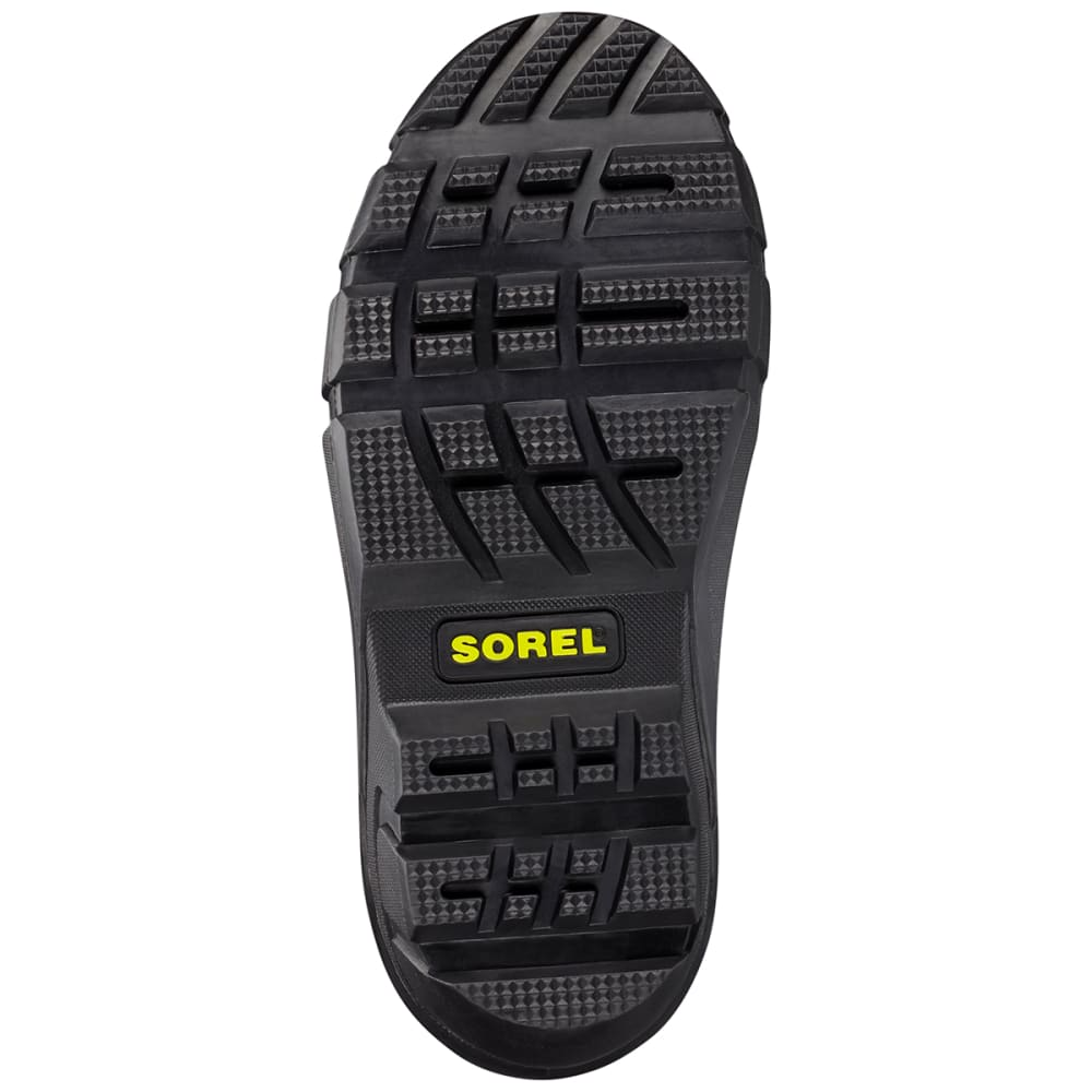 SOREL Boys' Flurry Boots - BLACK