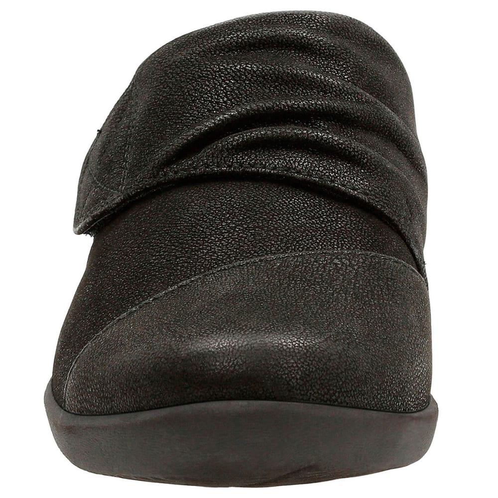 CLARKS Women's Sillian Rhodes Clogs - BLACK