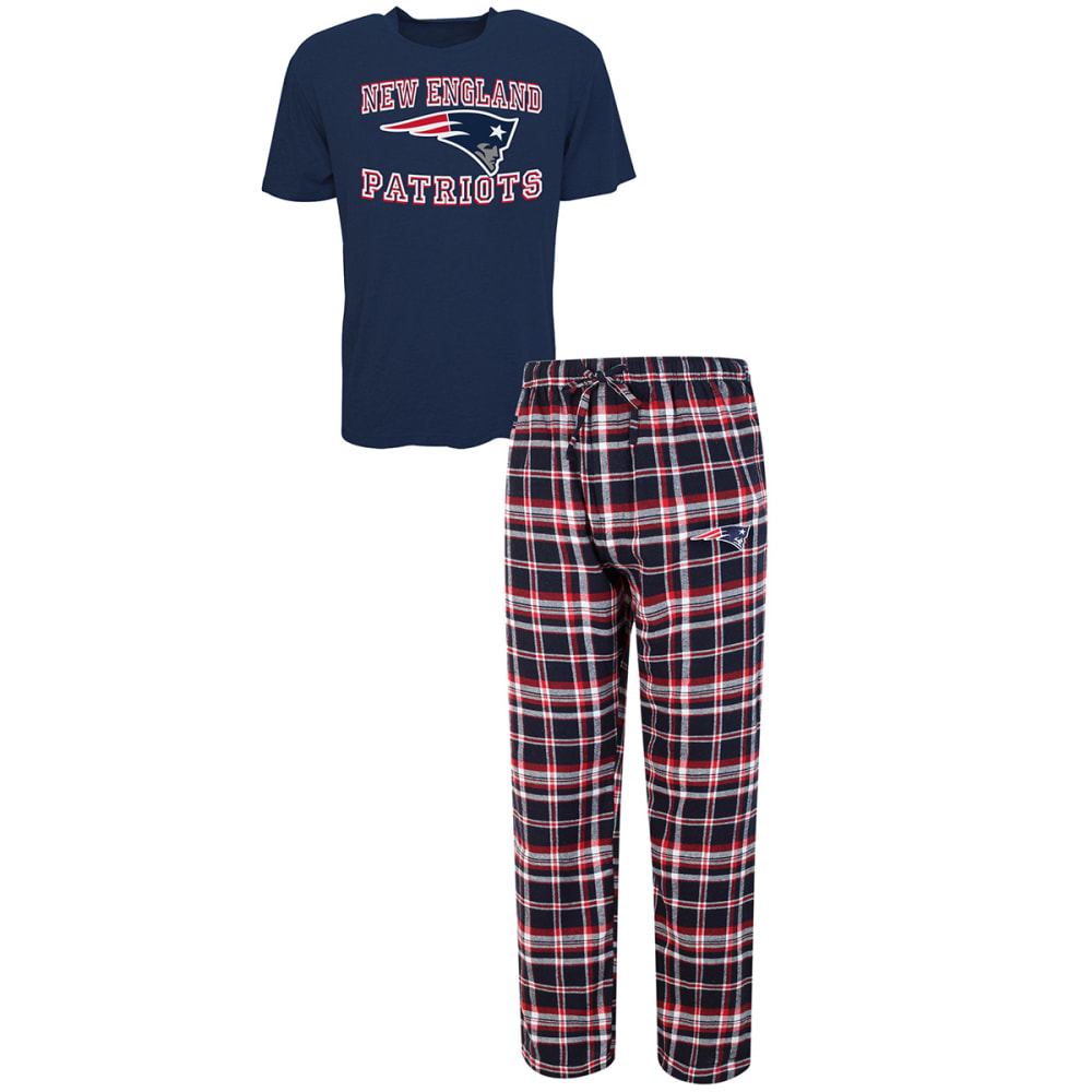 NEW ENGLAND PATRIOTS Men's Sleep Set - ASSORTED