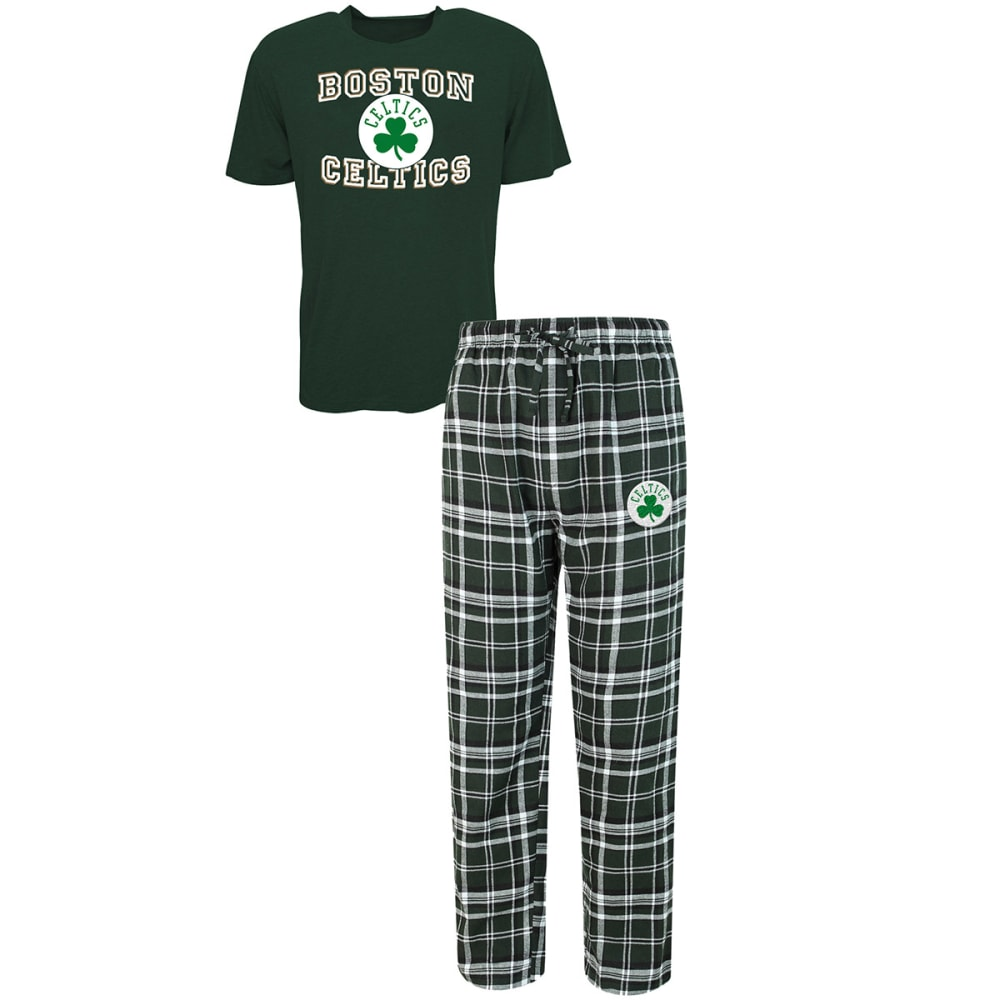 BOSTON CELTICS Men's Sleep Set - ASSORTED
