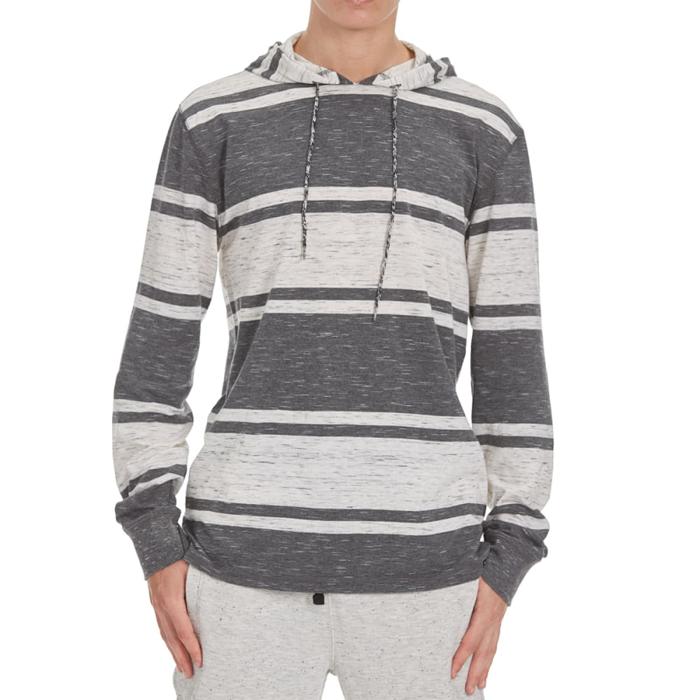 OCEAN CURRENT Guys' Wolf Pullover Hoodie - GUNMETAL HEATHER
