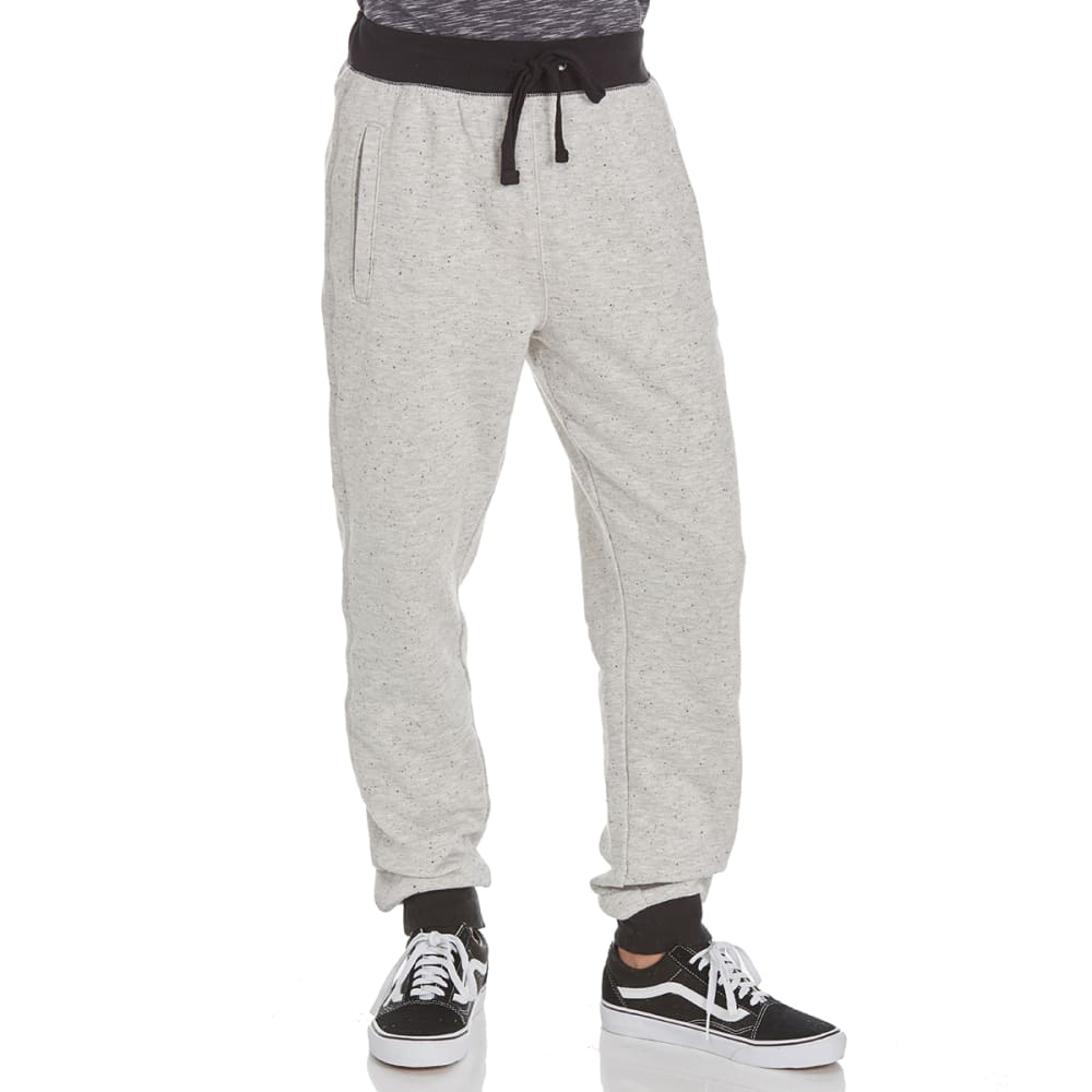 OCEAN CURRENT Guys' Carey Jogger Pants - GREY SPECKLE