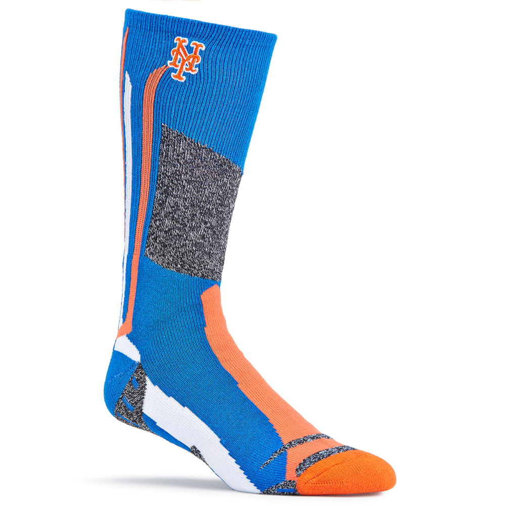 NEW YORK METS Score Crew Socks - ASSORTED