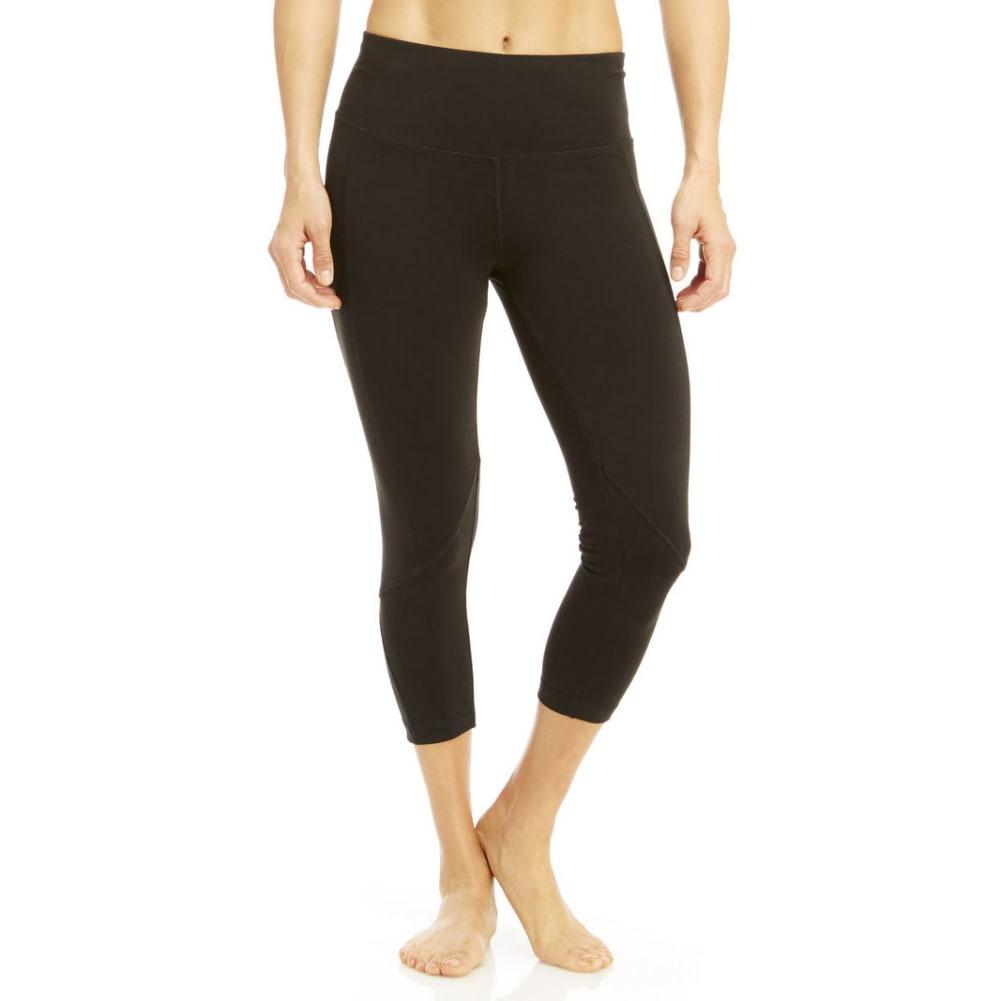 MARIKA Women's Carrie Ultimate Slimming Capri Leggings - BLACK-001