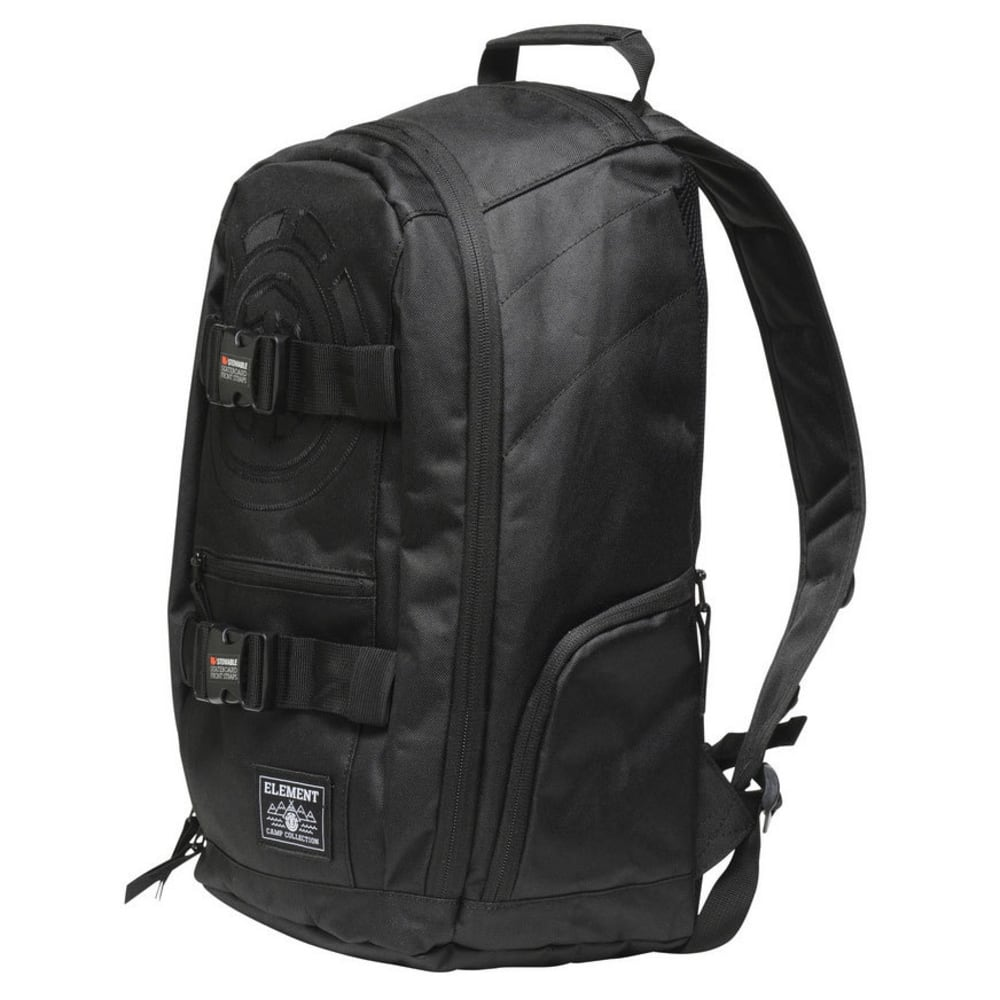 ELEMENT Mohave Backpack - ALL BLACK-ABK