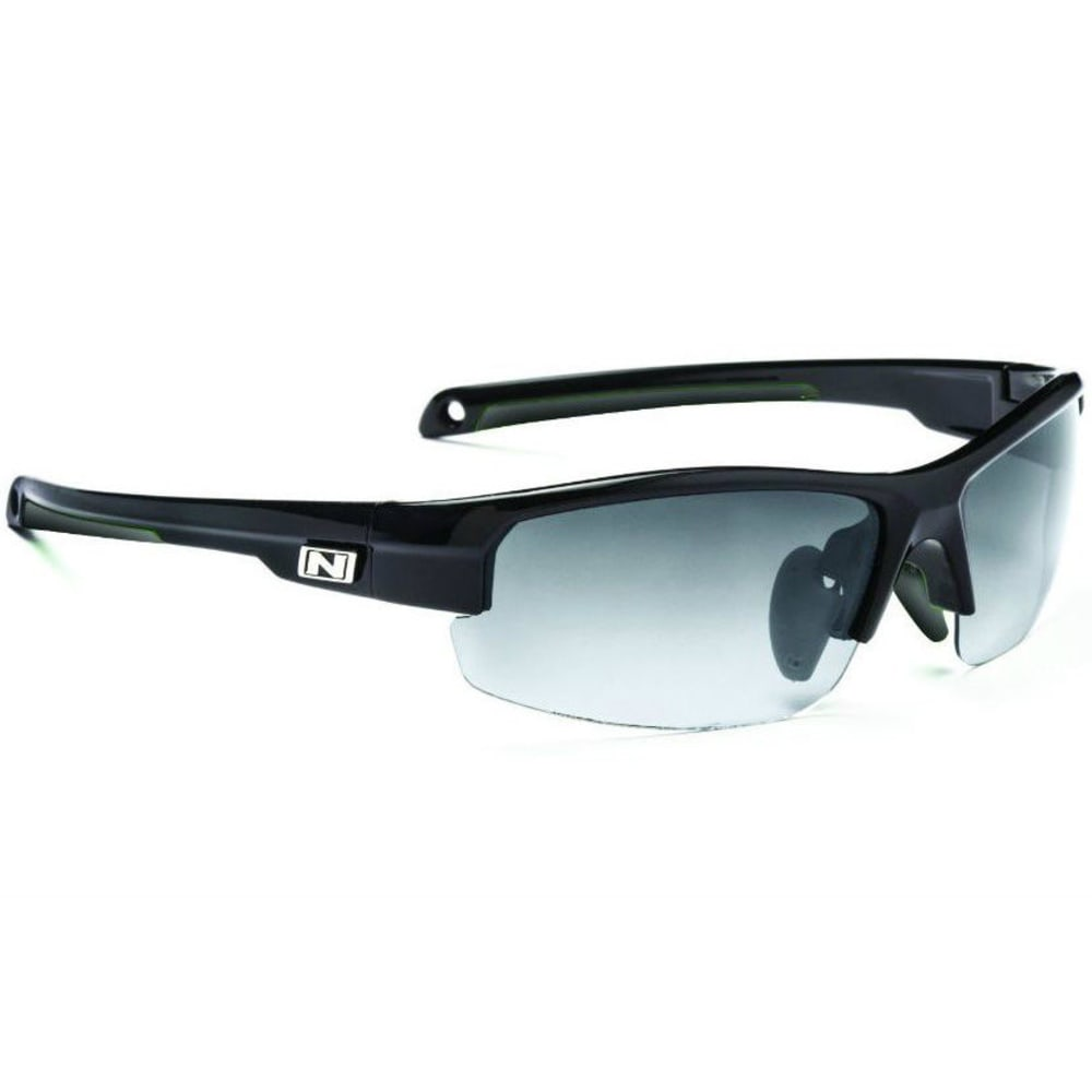 OPTIC NERVE Micron Sunglasses - SHINY BLACK
