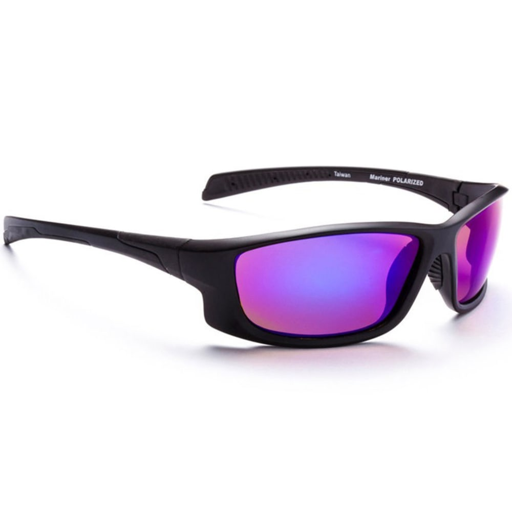 ONE BY OPTIC NERVE Men's Castline Sunglasses - BLACK