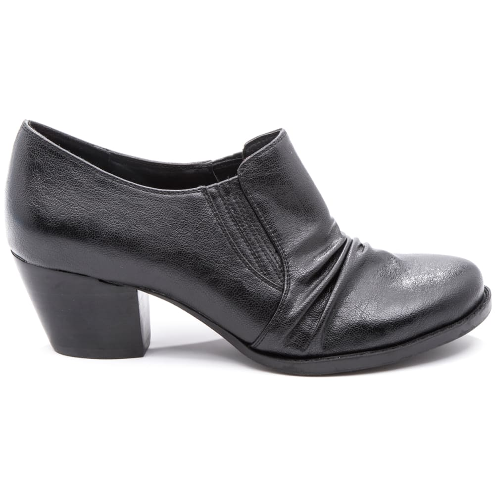 BARE TRAPS Women's Reagan Shooties - BLACK