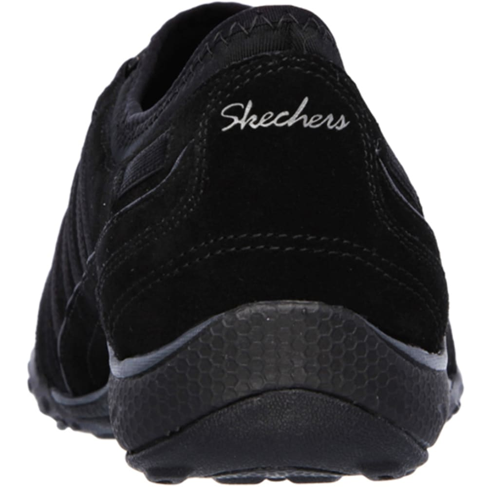 SKECHERS Women's RF Breathe Easy Moneybags Sneakers - BLACK