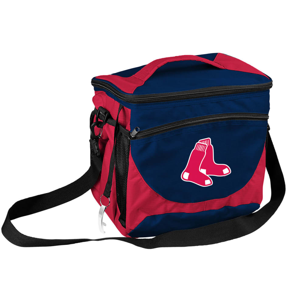 BOSTON RED SOX 24 Can Cooler - NAVY