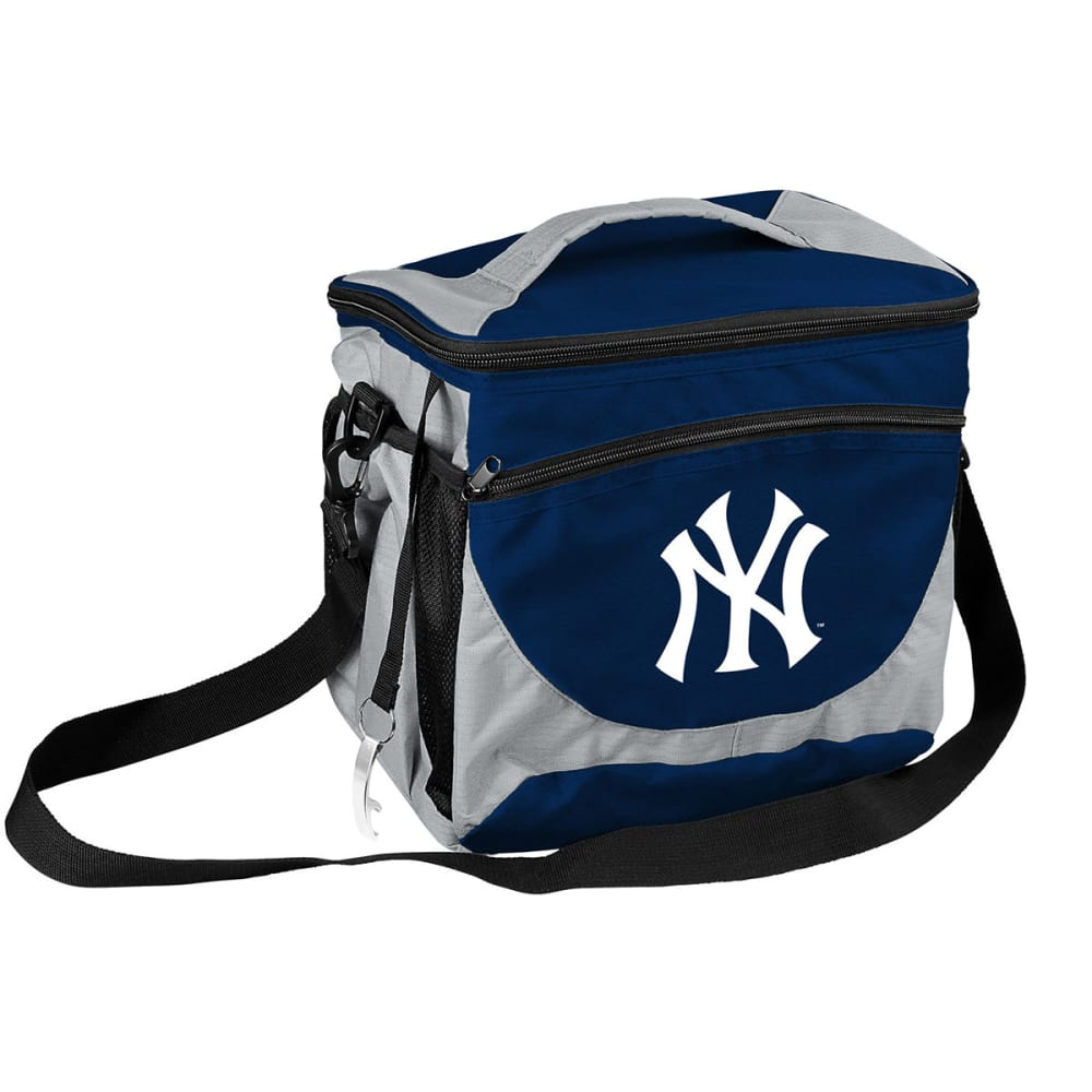 NEW YORK YANKEES 24 Can Cooler - NAVY