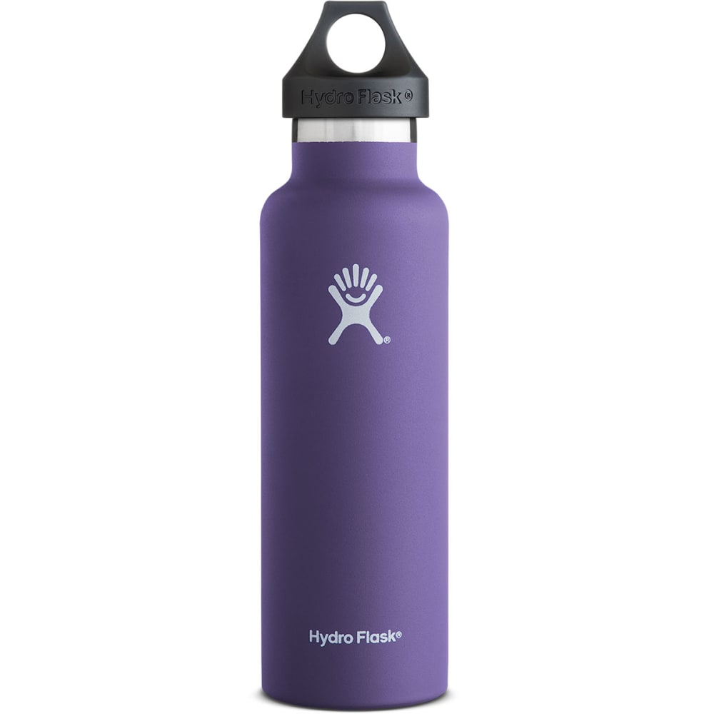 HYDRO FLASK Standard 21 oz. Water Bottle - PLUM