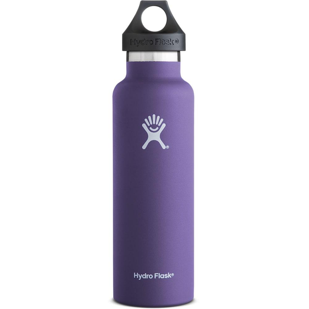 HYDRO FLASK Standard 21 oz. Water Bottle - PLUM