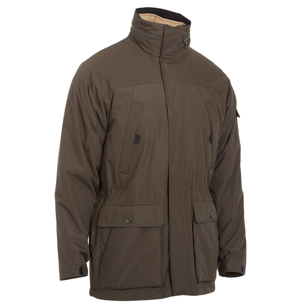 IZOD Men's 3-In-1 System Jacket - OLIVE GREEN