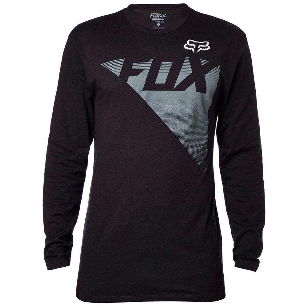 FOX Guys' Destro Long-Sleeve Tee - BLACK-001