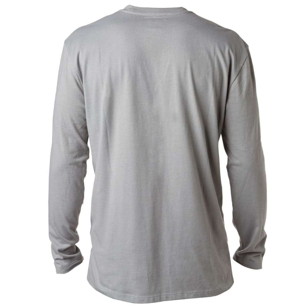FOX Guys' Meek Long-Sleeve Tee - GREY-006