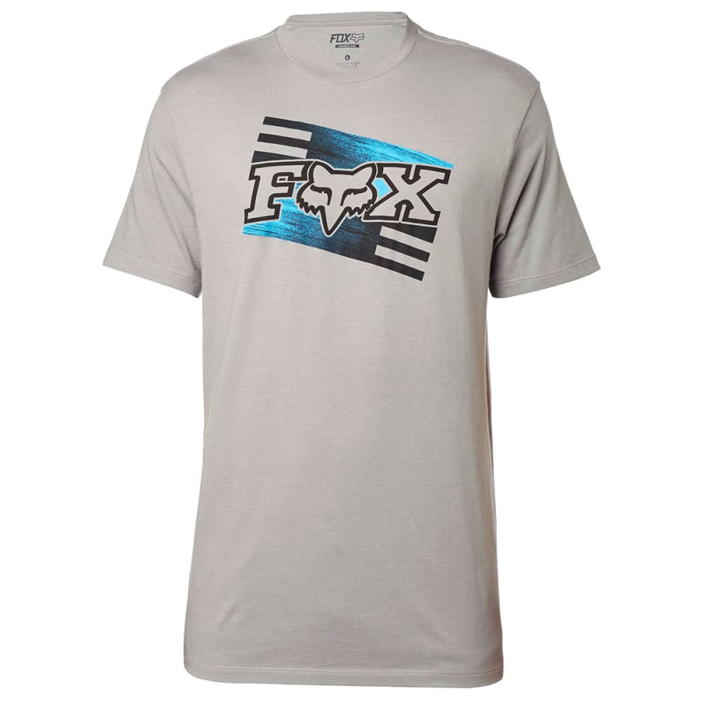FOX Guys' Smashed Up Tee - GREY-006