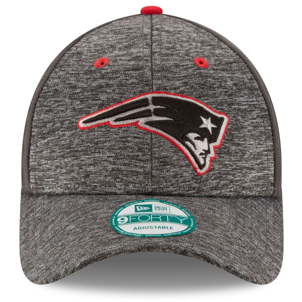 NEW ENGLAND PATRIOTS Men's League Shadow Adjustable Cap - GREY 2-TONE