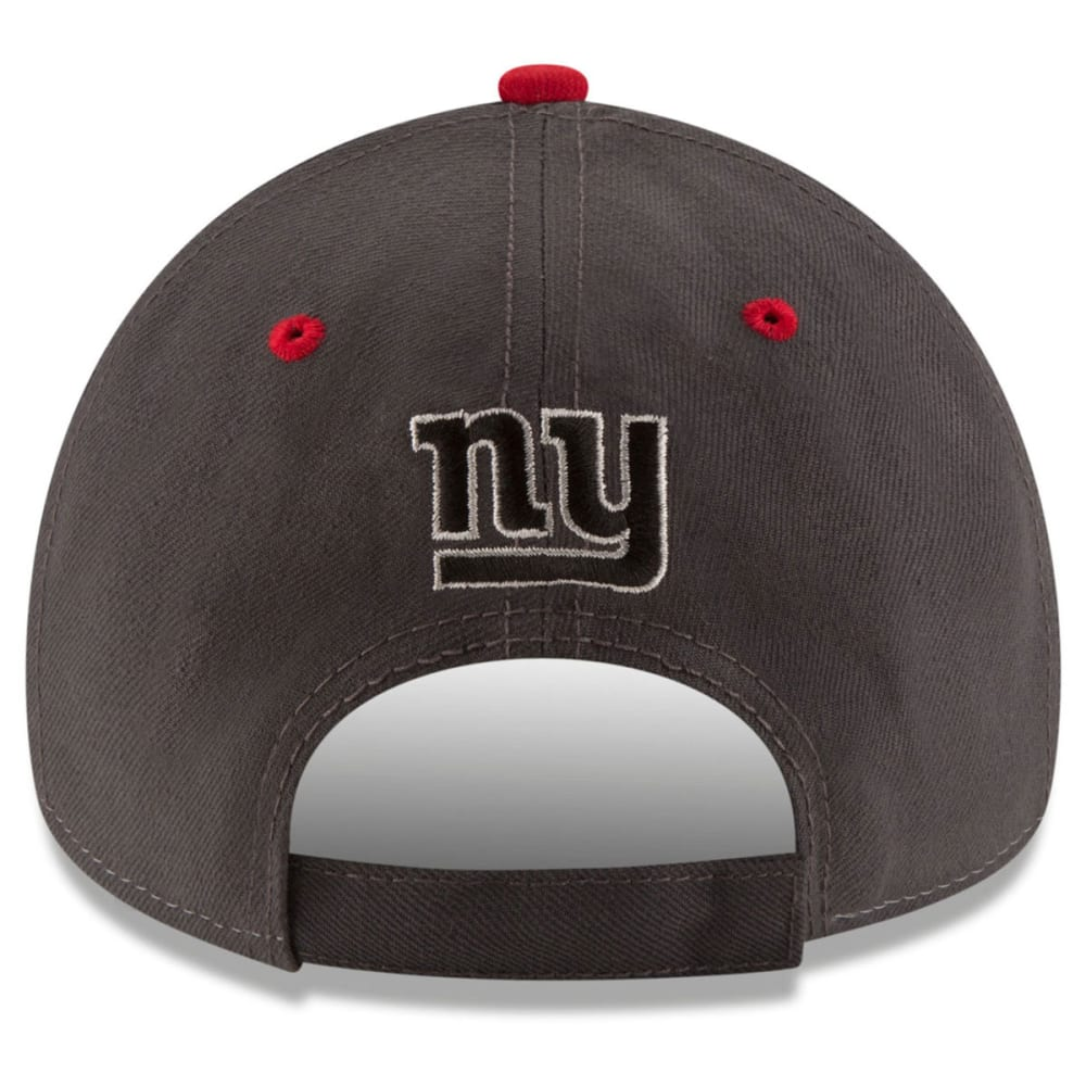 NEW YORK GIANTS Men's League Shadow Adjustable Cap - GREY TWO-TONE