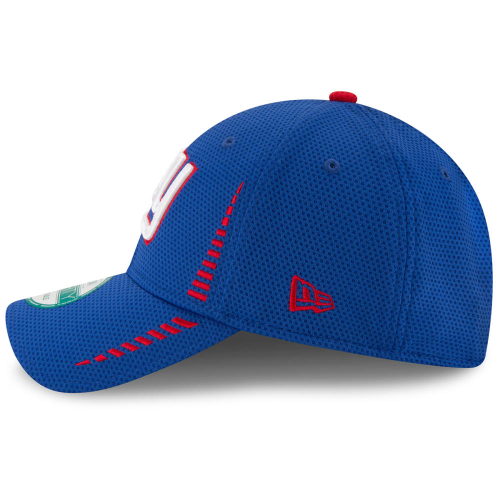 NEW YORK GIANTS Men's 9Forty Speed Training Adjustable Cap - ROYAL BLUE/RED
