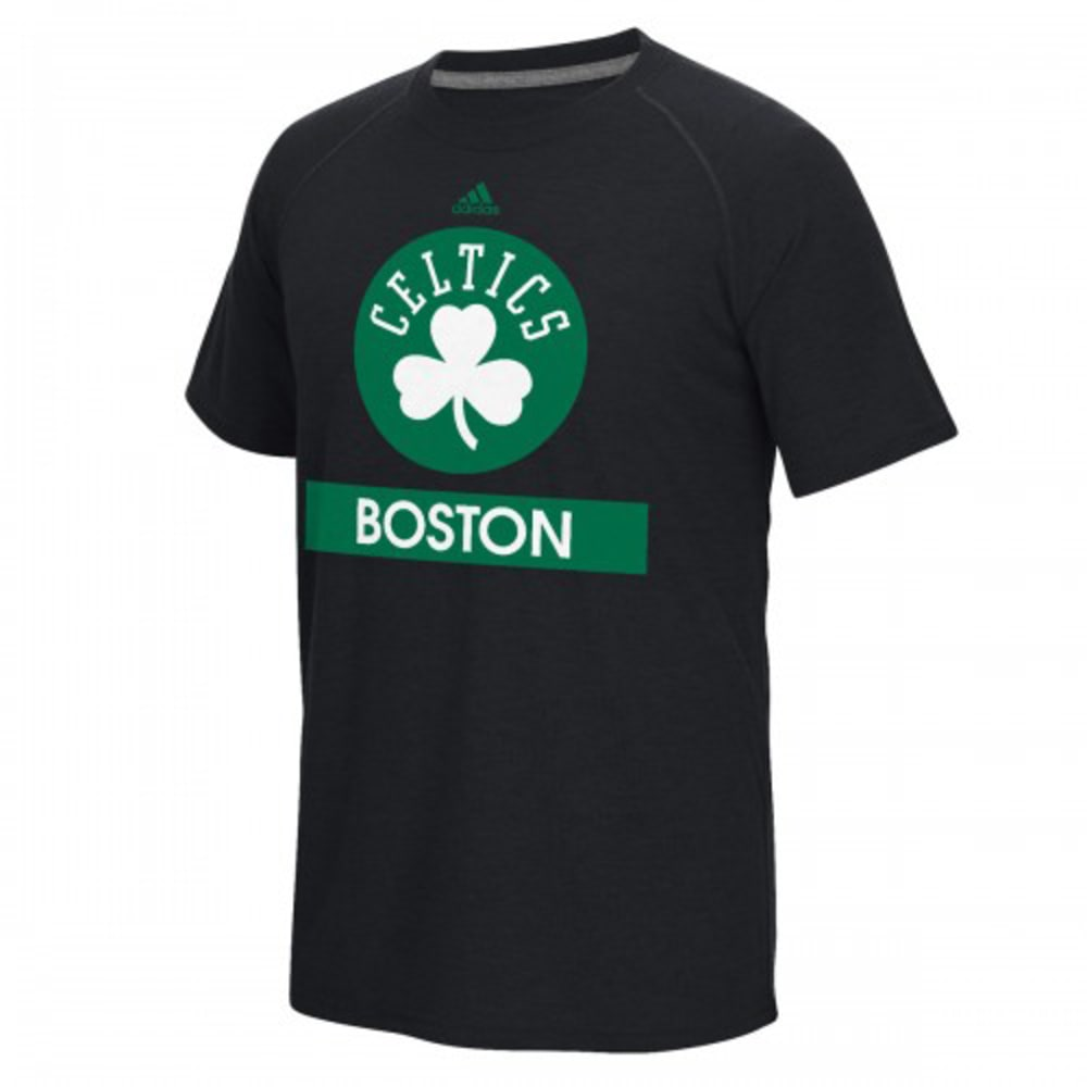 BOSTON CELTICS Men's Loud and Proud Tee - BLACK