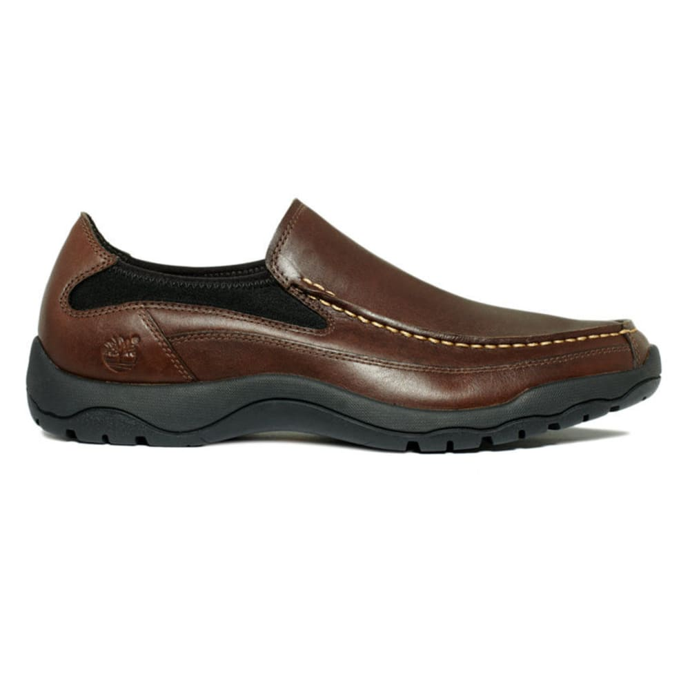 TIMBERLAND Men's Mount Kisco Slip-On - BROWN 30