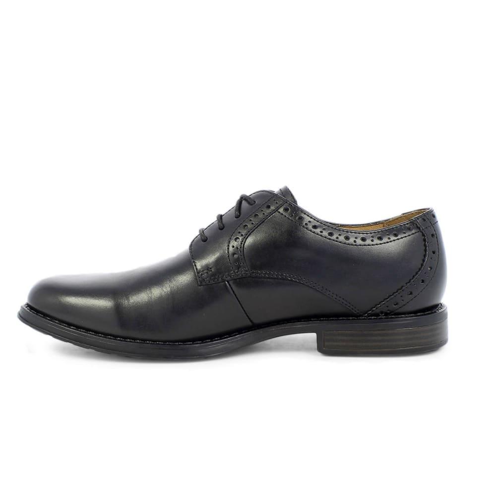 NUNN BUSH Men's Riggs Oxford Shoes - BLACK